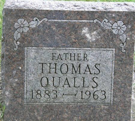 QUALLS, THOMAS - Black Hawk County, Iowa | THOMAS QUALLS