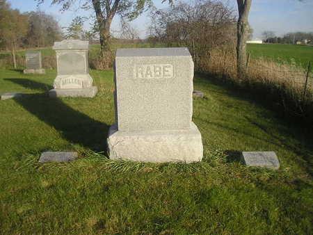 RABE, SOPHIA E - Black Hawk County, Iowa | SOPHIA E RABE