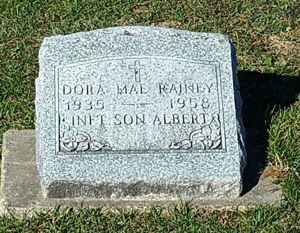 RAINEY, DORA MAE - Black Hawk County, Iowa   DORA MAE RAINEY