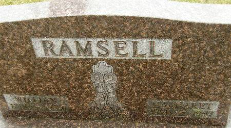 RAMSELL, MARGARET - Black Hawk County, Iowa | MARGARET RAMSELL