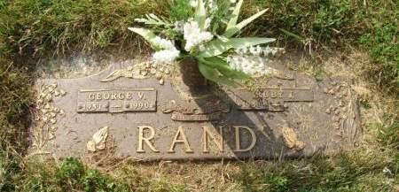 RAND, GEORGE - Black Hawk County, Iowa | GEORGE RAND