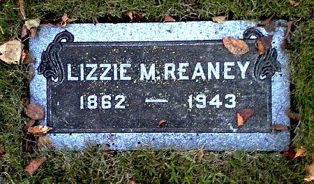 REANEY, LIZZIE M. - Black Hawk County, Iowa | LIZZIE M. REANEY