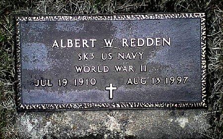 REDDEN, ALBERT W. - Black Hawk County, Iowa | ALBERT W. REDDEN