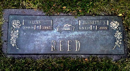 REED, ALLEN S. - Black Hawk County, Iowa | ALLEN S. REED