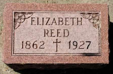 REED, ELIZABETH - Black Hawk County, Iowa | ELIZABETH REED