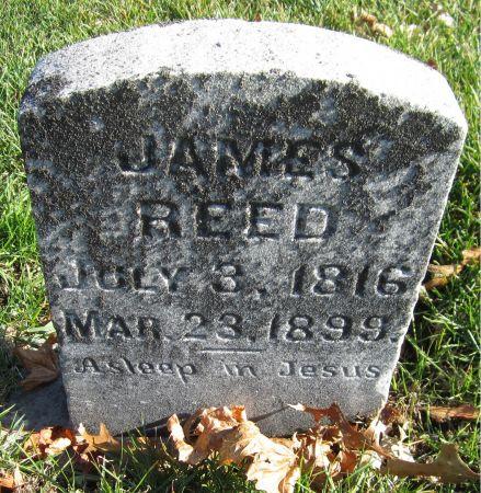 REED, JAMES - Black Hawk County, Iowa | JAMES REED