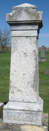 REED, MARTHA S - Black Hawk County, Iowa | MARTHA S REED