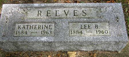 REEVES, KATHERINE - Black Hawk County, Iowa | KATHERINE REEVES