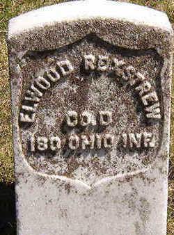 REXSTREW, ELWOOD - Black Hawk County, Iowa | ELWOOD REXSTREW