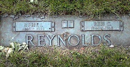 REYNOLDS, BEN C. - Black Hawk County, Iowa | BEN C. REYNOLDS