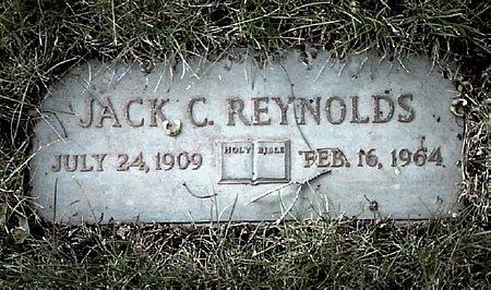 REYNOLDS, JACK C - Black Hawk County, Iowa | JACK C REYNOLDS