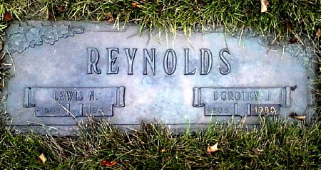 REYNOLDS, LEWIS N. - Black Hawk County, Iowa | LEWIS N. REYNOLDS