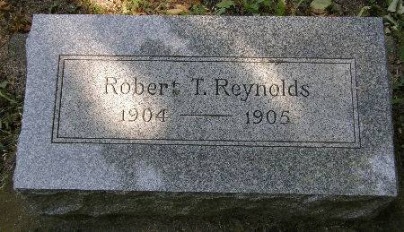 REYNOLDS, ROBERT T. - Black Hawk County, Iowa | ROBERT T. REYNOLDS
