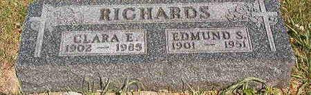 RICHARDS, EDMUND S. - Black Hawk County, Iowa | EDMUND S. RICHARDS
