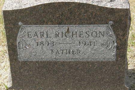 RICHESON, EARL - Black Hawk County, Iowa | EARL RICHESON