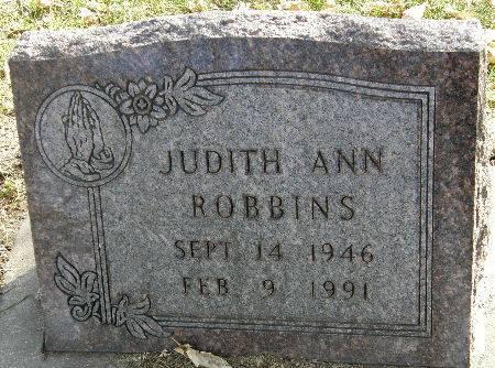 ROBBINS, JUDITH ANN - Black Hawk County, Iowa | JUDITH ANN ROBBINS