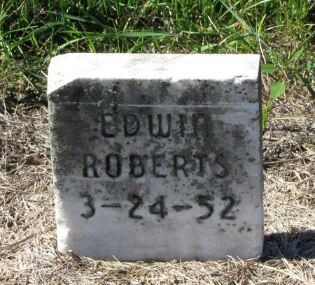 ROBERTS, EDWIN - Black Hawk County, Iowa | EDWIN ROBERTS