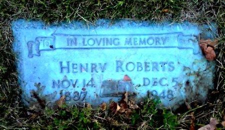 ROBERTS, HENRY - Black Hawk County, Iowa   HENRY ROBERTS