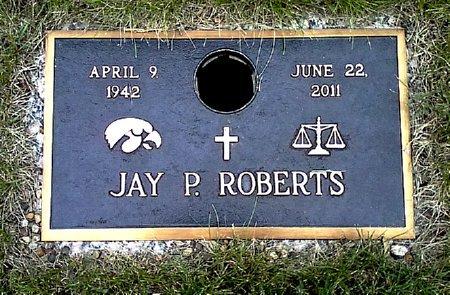 ROBERTS, JAY P. - Black Hawk County, Iowa | JAY P. ROBERTS