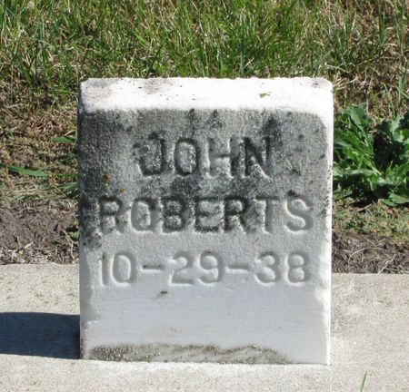 ROBERTS, JOHN - Black Hawk County, Iowa | JOHN ROBERTS