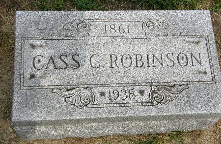 ROBINSON, CASS C. - Black Hawk County, Iowa | CASS C. ROBINSON