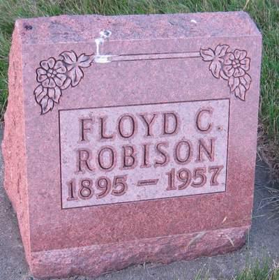 ROBISON, FLOYD C. - Black Hawk County, Iowa | FLOYD C. ROBISON