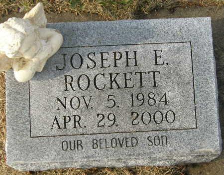 ROCKETT, JOSEPH E. - Black Hawk County, Iowa | JOSEPH E. ROCKETT