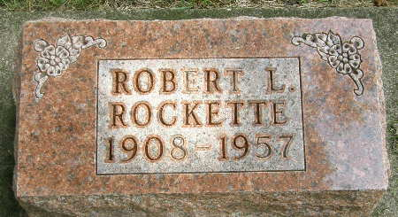 ROCKETTE, ROBERT L. - Black Hawk County, Iowa | ROBERT L. ROCKETTE