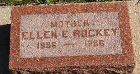 ROCKEY, ELLEN E. - Black Hawk County, Iowa | ELLEN E. ROCKEY