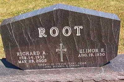 ROOT, ELINOR E. - Black Hawk County, Iowa | ELINOR E. ROOT