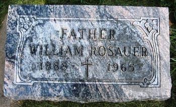 ROSAUER, WILLIAM - Black Hawk County, Iowa | WILLIAM ROSAUER