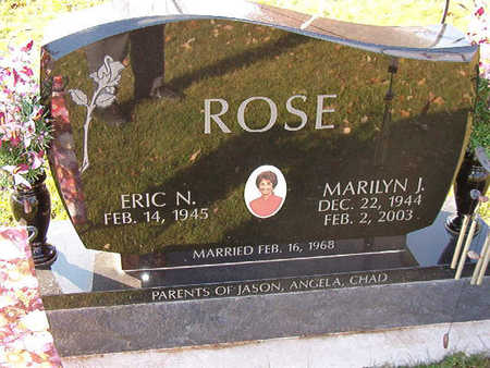 ROSE, ERIC N. - Black Hawk County, Iowa | ERIC N. ROSE