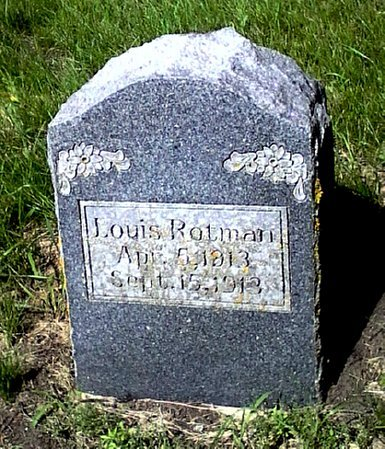 ROTMAN, LOUIS - Black Hawk County, Iowa | LOUIS ROTMAN