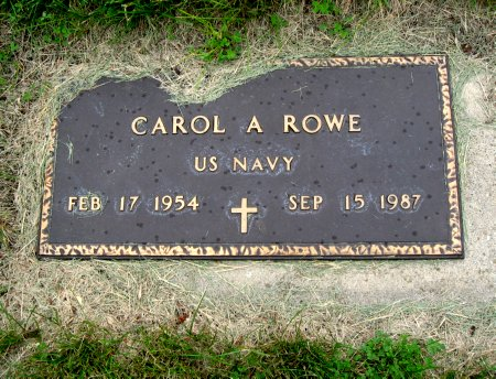 ROWE, CAROL A. - Black Hawk County, Iowa | CAROL A. ROWE
