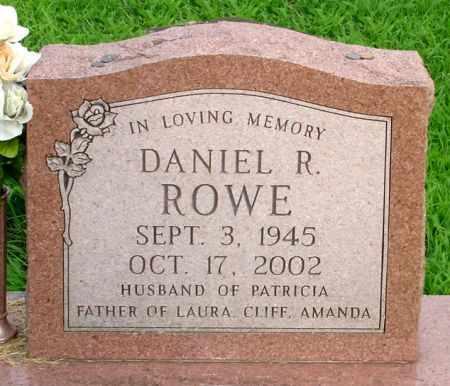 ROWE, DANIEL R. - Black Hawk County, Iowa | DANIEL R. ROWE