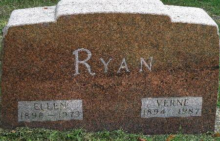 RYAN, ELLEN - Black Hawk County, Iowa | ELLEN RYAN