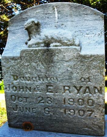 RYAN, REAGIS - Black Hawk County, Iowa | REAGIS RYAN
