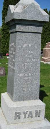 RYAN, TIMOTHY H. - Black Hawk County, Iowa | TIMOTHY H. RYAN