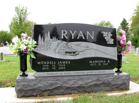 RYAN, WENDELL JAMES - Black Hawk County, Iowa   WENDELL JAMES RYAN