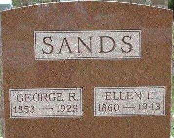 SANDS, GEORGE R. - Black Hawk County, Iowa | GEORGE R. SANDS