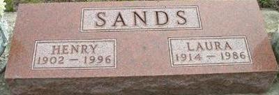 SANDS, HENRY - Black Hawk County, Iowa | HENRY SANDS