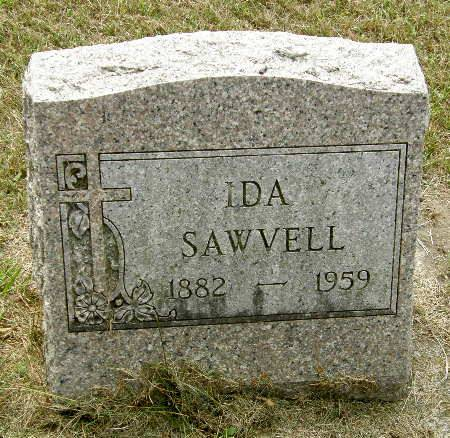 SAWVELL, IDA - Black Hawk County, Iowa | IDA SAWVELL