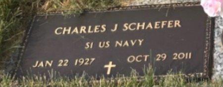 SCHAEFER, CHARLES J. - Black Hawk County, Iowa | CHARLES J. SCHAEFER