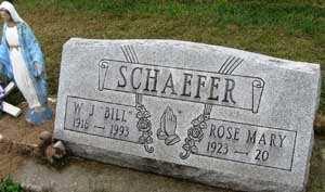 SCHAEFER, W.J.