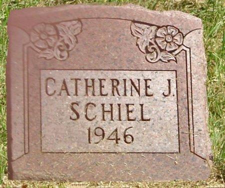 SCHIEL, CATHERINE J. - Black Hawk County, Iowa | CATHERINE J. SCHIEL