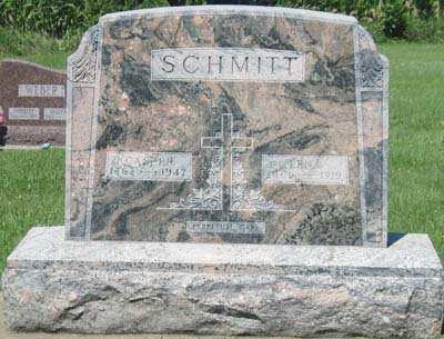 SCHMITT, CASPER - Black Hawk County, Iowa | CASPER SCHMITT