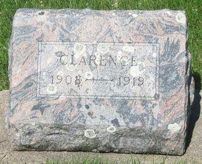 SCHMITT, CLARENCE - Black Hawk County, Iowa | CLARENCE SCHMITT