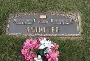 SCHOTTER, MR. AND MRS. - Black Hawk County, Iowa | MR. AND MRS. SCHOTTER