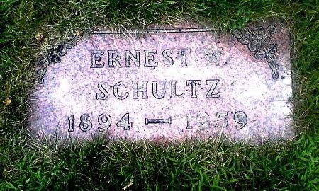 SCHULTZ, ERNEST W. - Black Hawk County, Iowa | ERNEST W. SCHULTZ