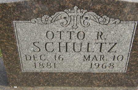 SCHULTZ, OTTO R. - Black Hawk County, Iowa | OTTO R. SCHULTZ